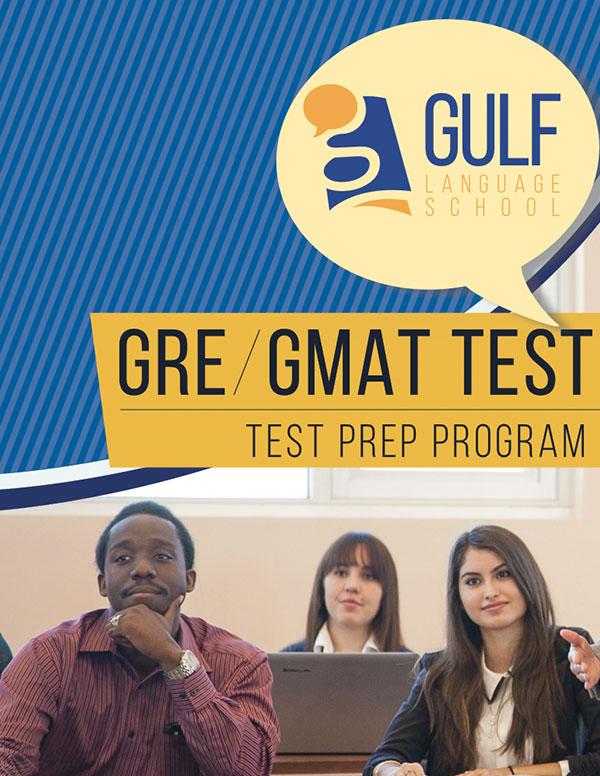 GRE GMAT brochure