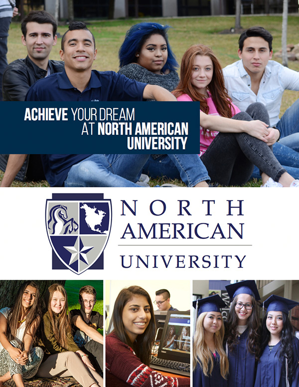 International Admissions Flyer