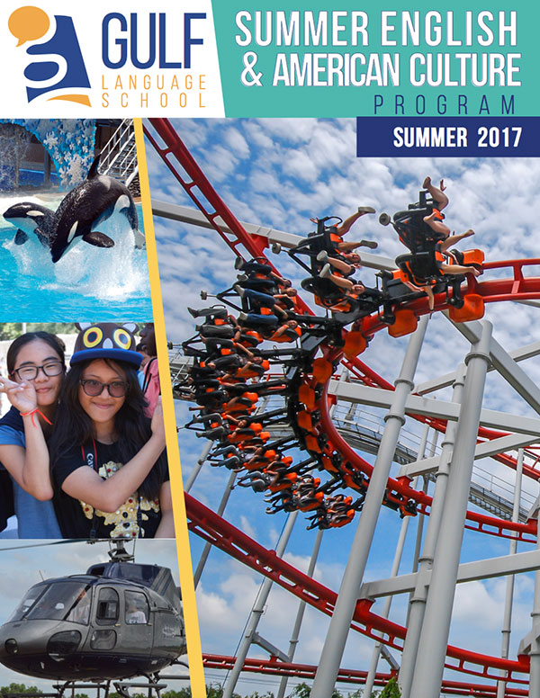 Intensive English Summer Brochures