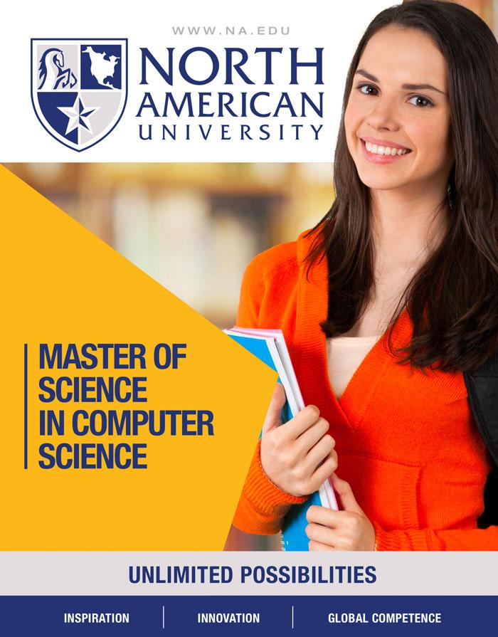 NAU Master of Computer Science Brochure