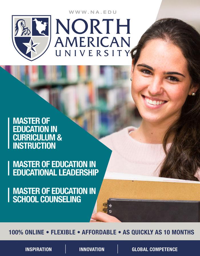 NAU Master of Education Brochure
