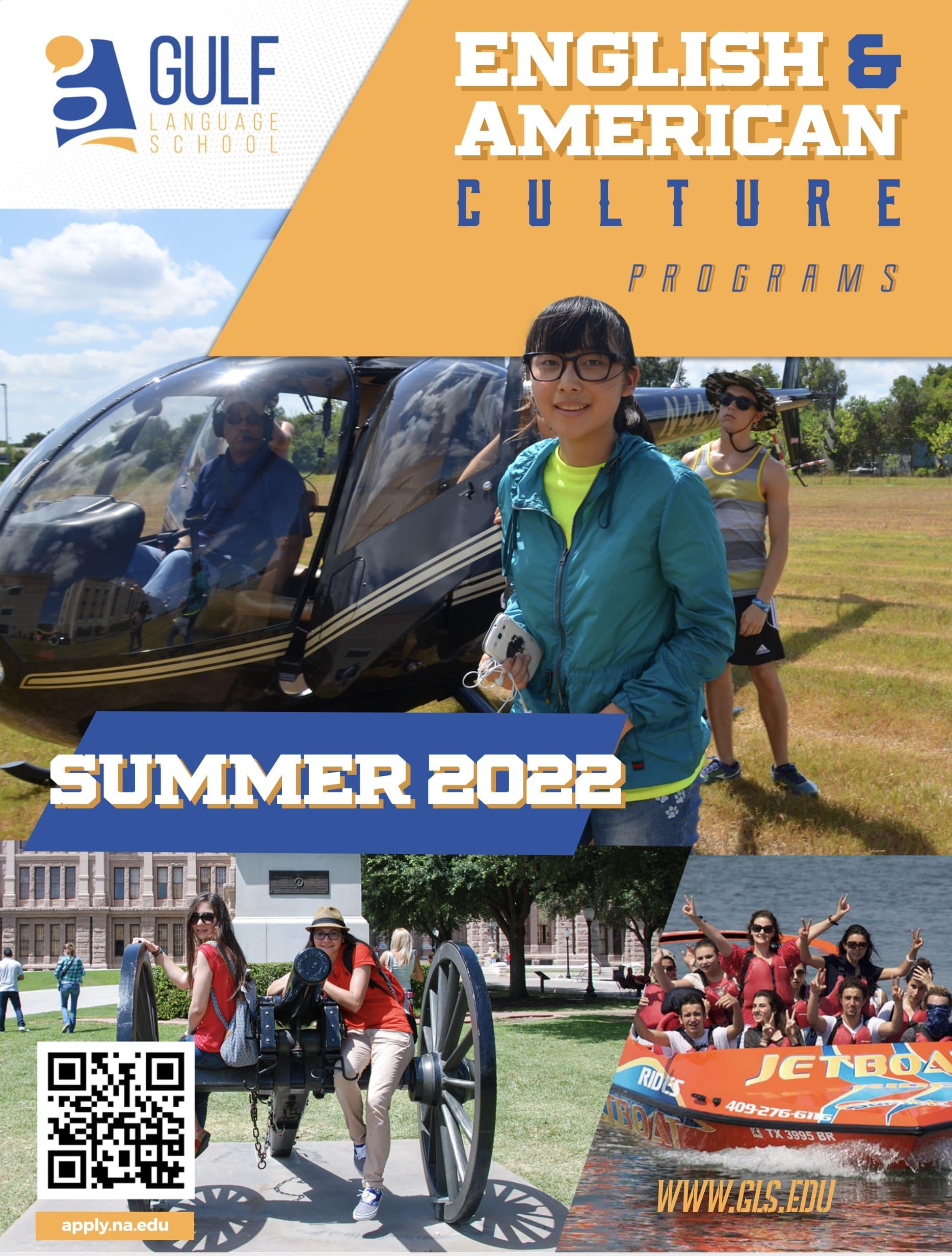 GLS Summer Brochures