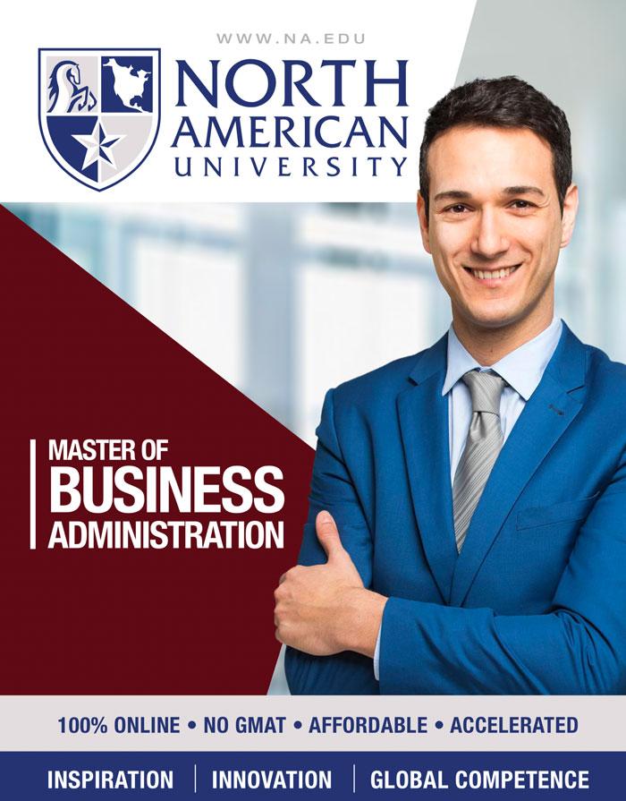 NAU Master of Business Administration Brochure