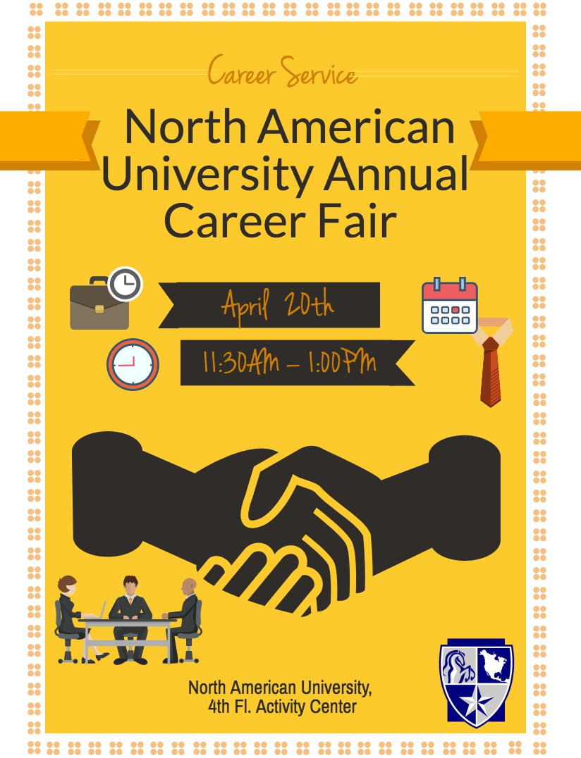 Annual career fair