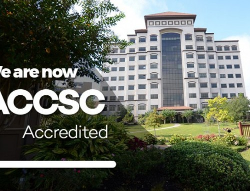 NAU is now ACCSC Accredited