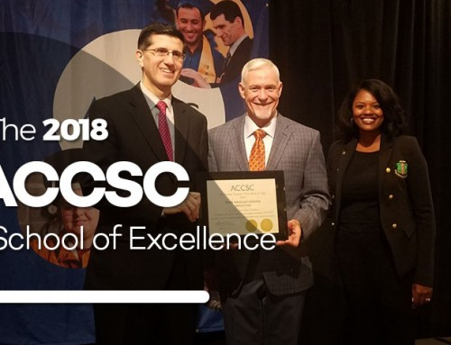 NAU recognized as a 2018 ACCSC School of Excellence