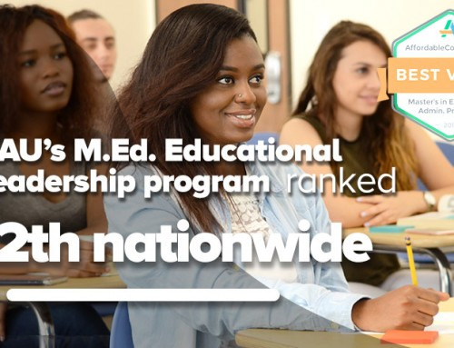 NAU's M.Ed. program ranks 12th in U.S.