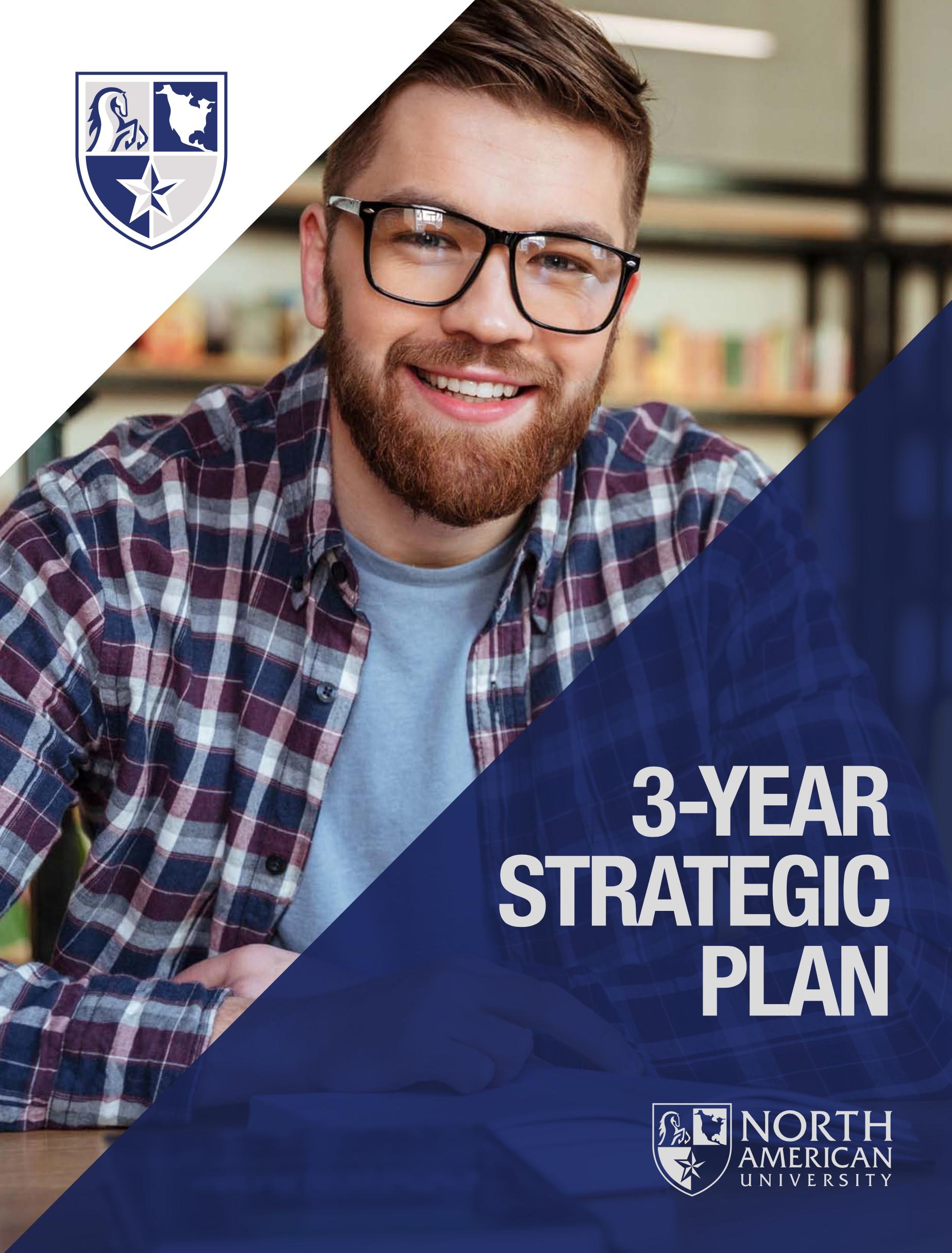 3-Year Strategic Plan